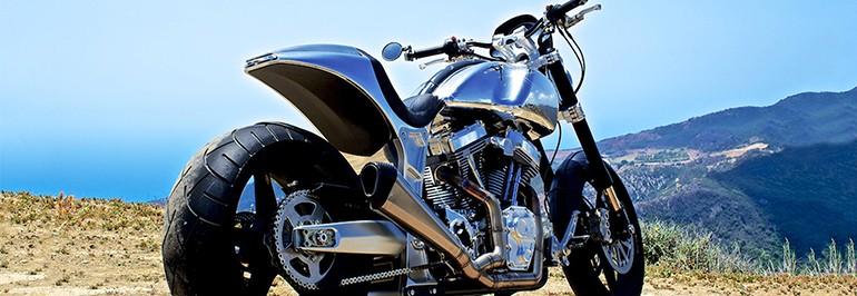 KRGT-1 : photos et vidéos de la moto créée par Keanu Reeves